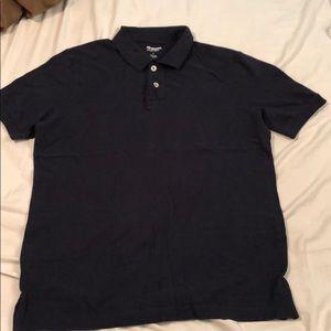 Other - Arizona Jean black polo size large 100% cotton